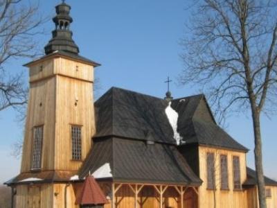 Church Of Exaltation Of The Holy Cross Tokary