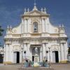 Church Of Our Lady Of Good Health Ariyankuppam, Puducherry