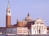 San Giorgio Maggiore Seen Across The Water