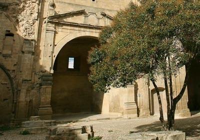 Church Of San Pedro. Viana
