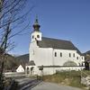 Doppelstöckige Felsenkirche St. Leonhard