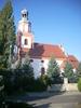 Church Of St.John The Baptist Łosiów Poland