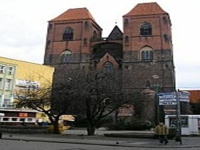 Church Of St.Nicholas - Brzeg