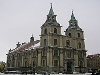 Church Of The Feast Of The Cross