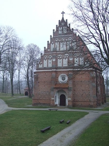 Church Of The Holy Spirit Kodeń Poland