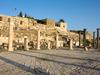 Church Terrace At Umm Qais