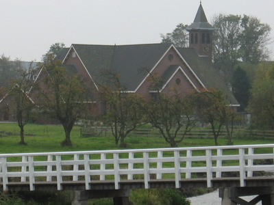Church In Alblasserdam