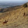 Chuy Province Landscape - Kyrgyzstan