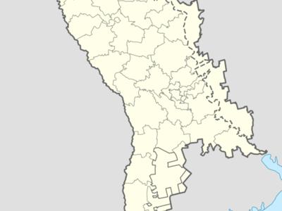 Ciorescu Is Located In Moldova