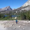 Cirque Lake - Grand Tetons
