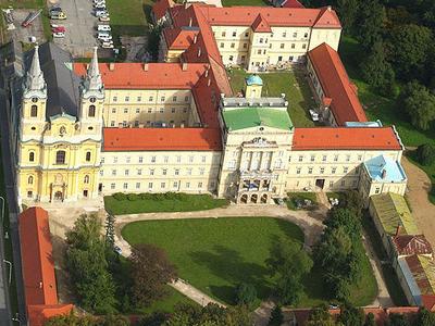 Cistercian Convent - Zirc - Hungary