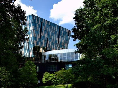 The Center For Innovative Technology Building