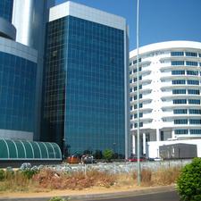 City Center Gaborone