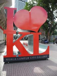 City Gallery I Love KL