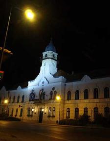 City Hall-Ráckeve