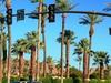 City Limit As Seen From Palm Desert California