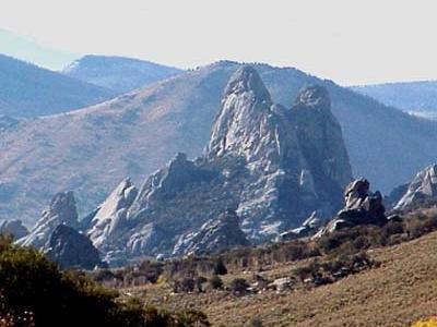City Of Rocks National Reserve