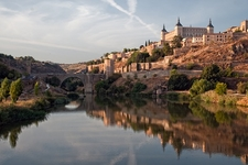 City Of Toledo In Spain