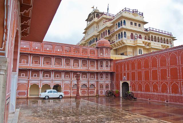 India Tiger Safari & The Fort Tour Photos
