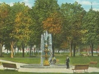 City  Park  Fountain
