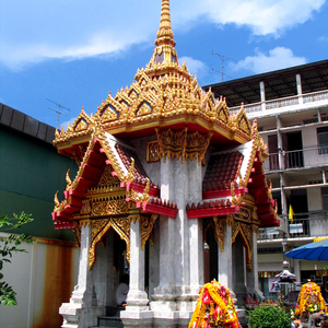 City Pillar Shrine - Rayong