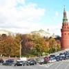 City tour by car