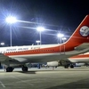 C K Gat Night Sichuan Airlines
