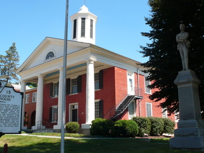 Clarke County Courthouse Berryville