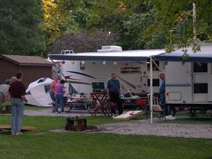 Clarks Ferry Campground