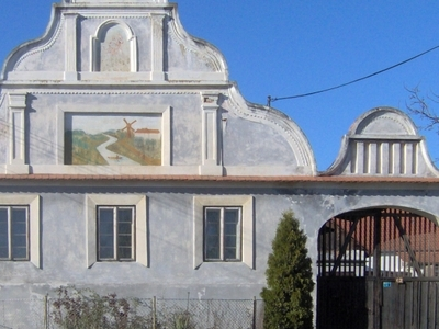 Classic Village House