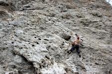 Climbing Moon Hill - Yangshuo Yunnan