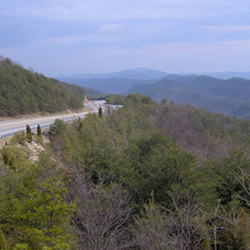 Clinch Mountain
