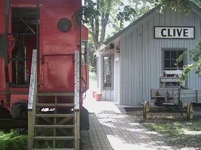 Clive Depot