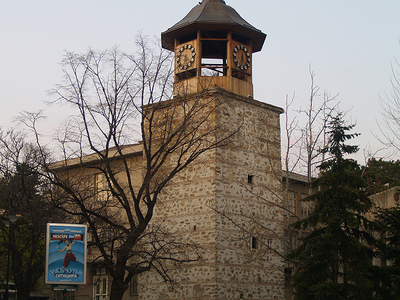 Sliven Clock Tower