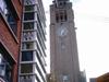 Clocktower In Alphen Aan Den Rijn