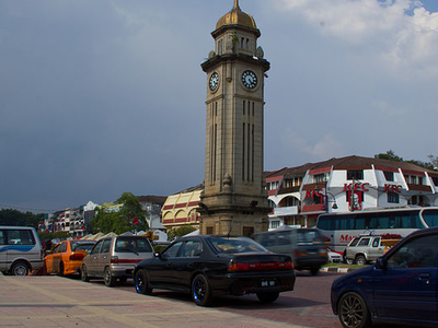 Clock Tower - Sungai Petani
