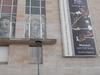 Closeup Of Royal Library Of Belgium