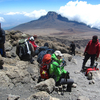Closing On To The Summit - Kilimanjaro