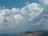 Clouds Over Wyoming Range