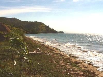 Coast Of Atauro At Beloi