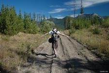 Cobalt Lake Trail - Glacier - Montana - United States