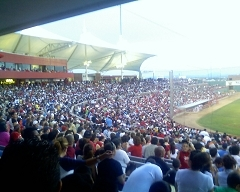 Cohen Stadium Crowd