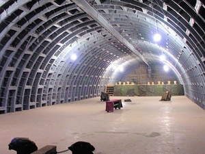 Stalin Era Secret Bunker Group Tour Photos