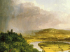 The Oxbow By Thomas Cole In 1836