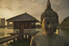 Colombo Seema Malaka Temple Complex
