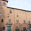 Facade Of The Palazzo Capranica