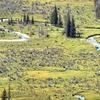 Colorado River In Rocky Mount National Park