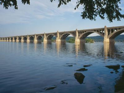 Columbia Wrightsville Veterans Memorial Bridge