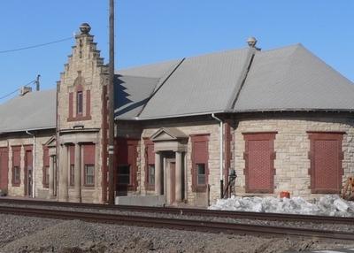 Columbus Nebraska Depot