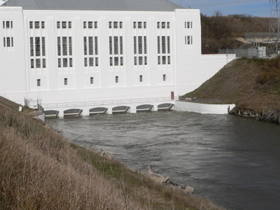 Columbus Hydroelectric Plant